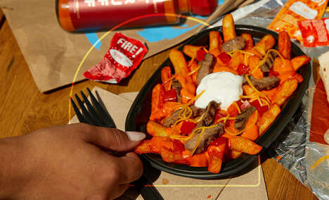Fast Food Truffle Fries