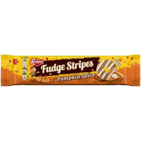 Pumpkin Spice Fudge Cookies