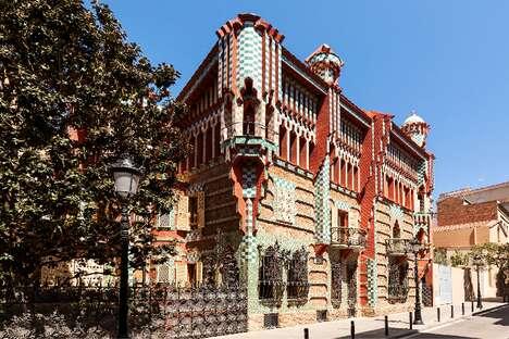 Architectural Masterpiece Hotels