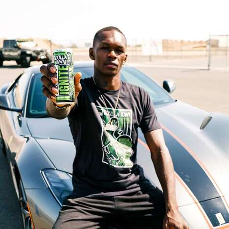 Fighter-Approved Energy Drinks