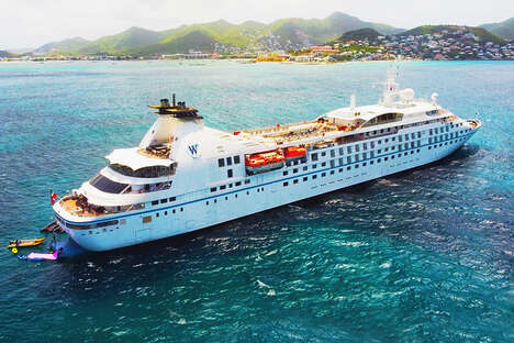 Luxurious 22-Country Cruises