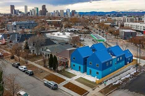 Contemporary Housing Complexes
