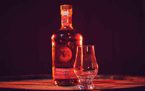 Premium Cask-Finished Rums