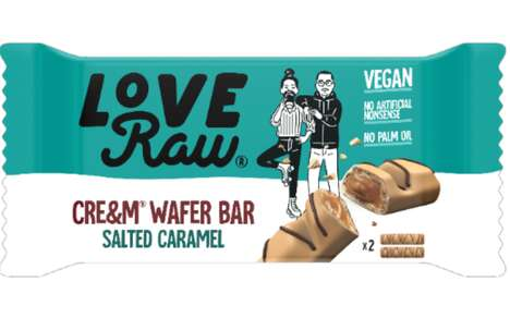 Vegan Baked Good-Inspired Chocolates