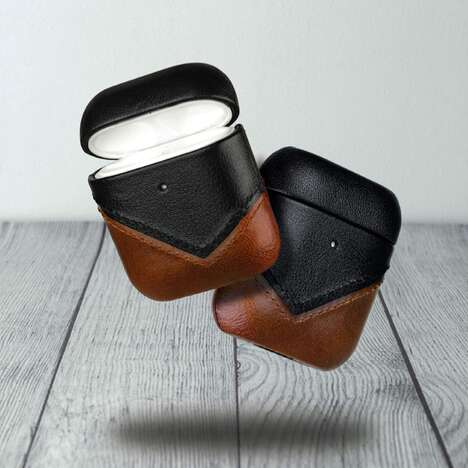Dual-Toned Earbud Cases