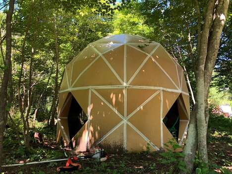 Prefabricated Dome Shelters