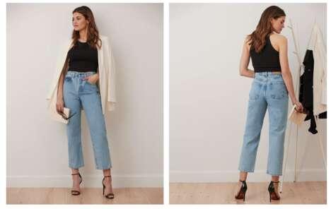 Demure 100% Cotton Jeans