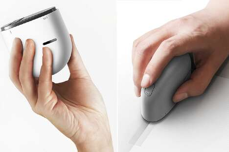 One-Handed Tape Dispensers