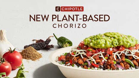 Vegan Chorizo Proteins