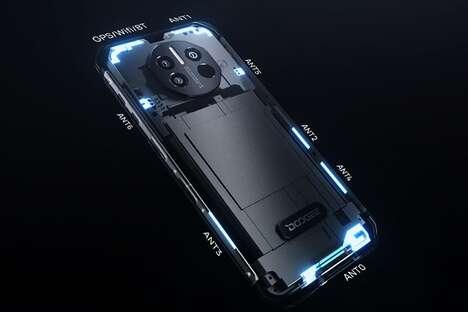 Underwater Smartphone Cameras
