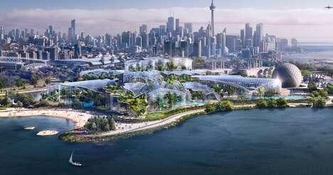 Revamped Urban Spaces