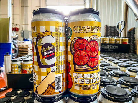 Mayo-Inspired Beers
