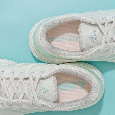 Water-Economizing Sneakers