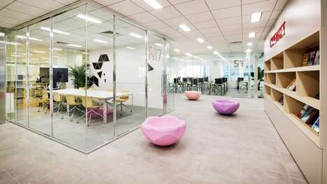 Anti-Microbial Office Designs