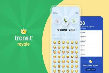 Customer-Focused Transit Apps