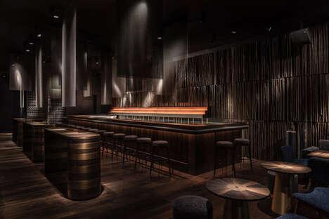 Sensorial Museum-Inspired Bars