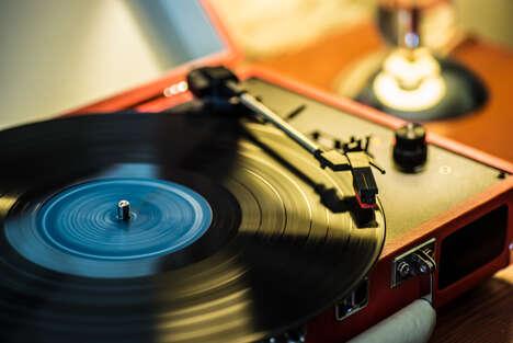 Blockchain-Based Vinyl Collections