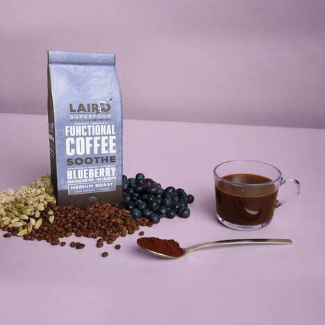 Stomach-Friendly Superfood Coffees