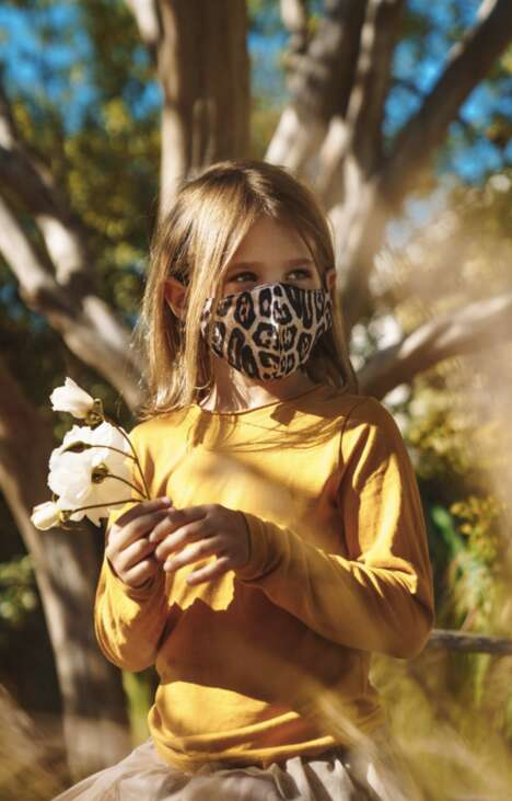 Chic Upcycled Mask Designs