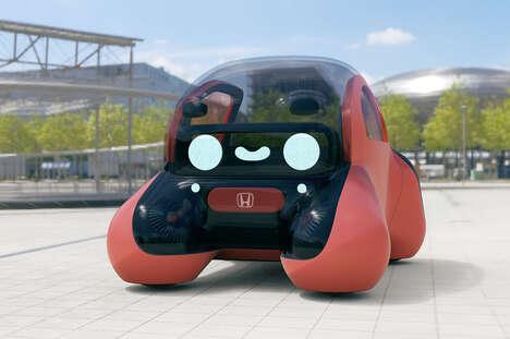 Friendly Autonomous AI Vehicles