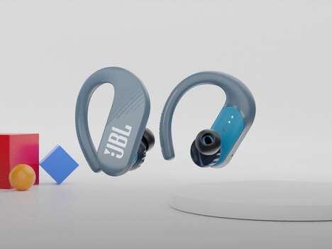 Sport-Ready Waterproof Earbuds