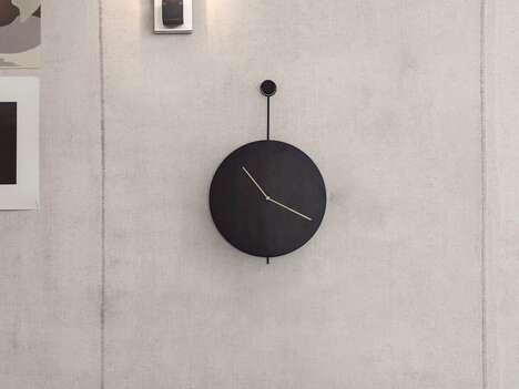 Intentionally Simplified Wall Clocks