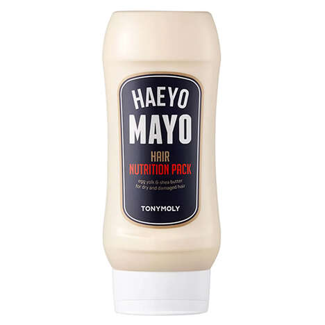 Mayo-Inspired Hair Masks
