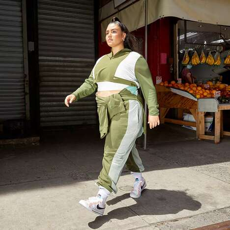 90s-Style Activewear Collabs