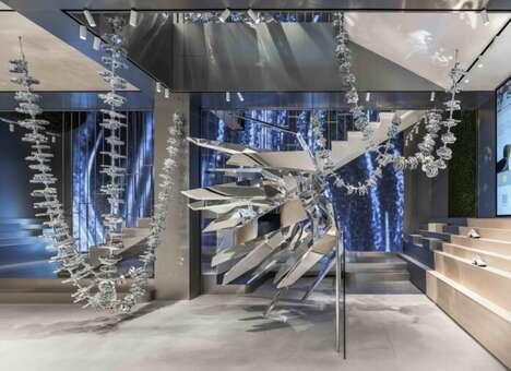 Immersive Art-Focused Retail Stores