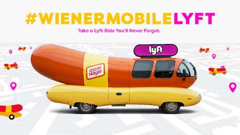 Hot Dog Car Rideshares