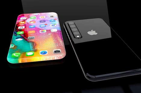 Wrap-Around Display Smartphones