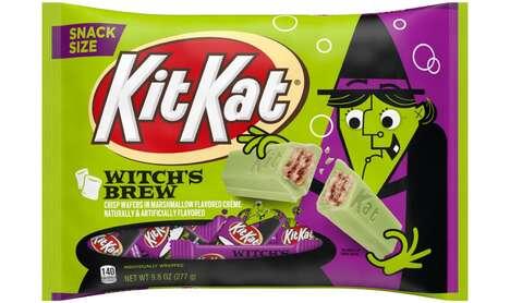 Halloween-Themed Chocolates