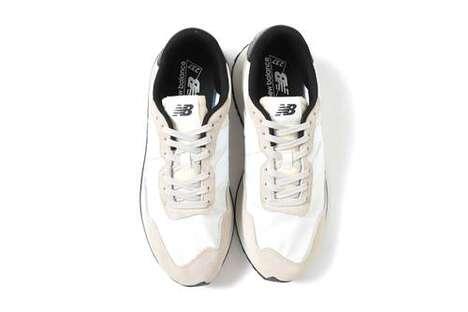 Neutral Tonal Casual Footwear