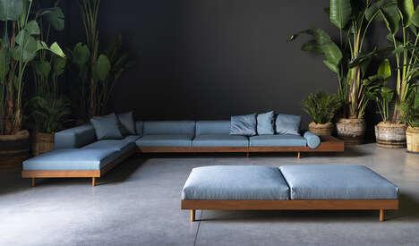 Elegant Modular Outdoor Furniture