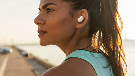 Custom-Fit Performance Earbuds