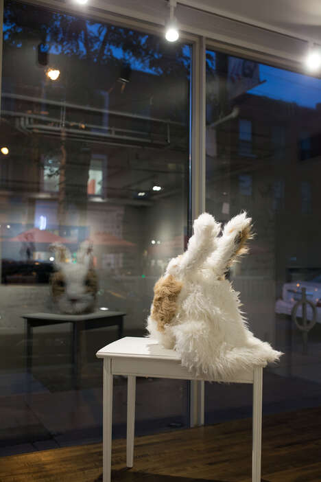 Pop-Up Art Exhibits