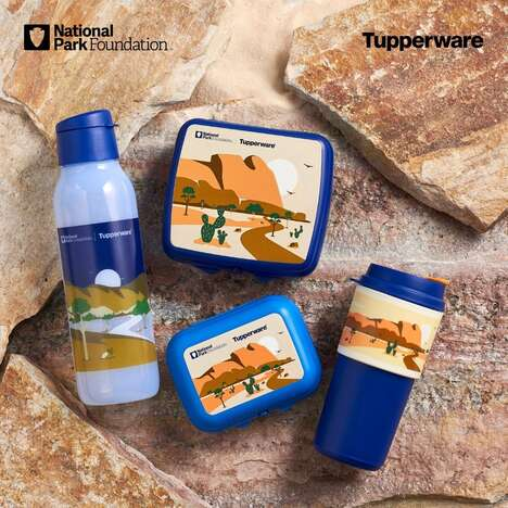 Park-Themed Food Containers