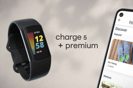 Design-Forward Fitness Trackers