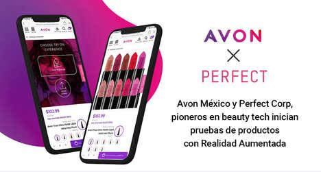 AI Beauty Shopping Apps