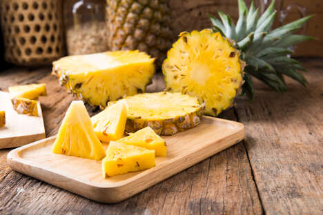 Pineapple-Infused Tequilas