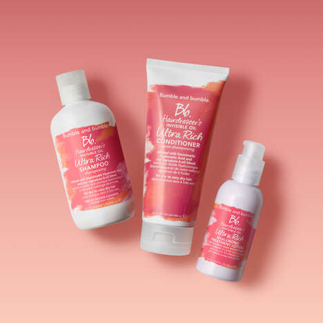Hydrating Skincare-Inspired Haircare