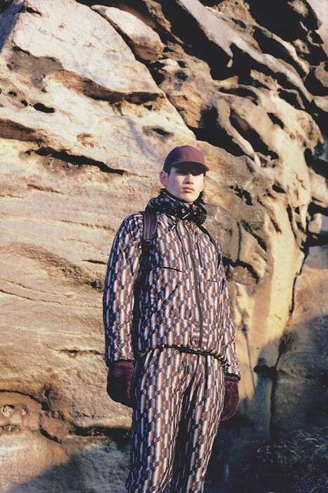 Winter-Ready Neutral Fashion