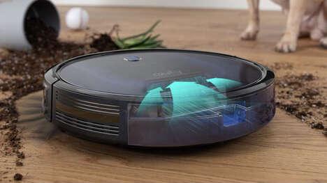 Autonomous Robot Vacuums