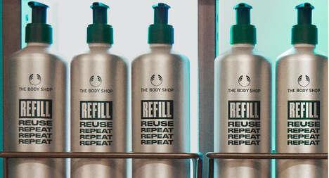 Convenient Cosmetic Refill Services
