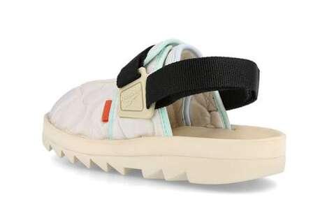 Bomber Jacket-Inspired Footwear