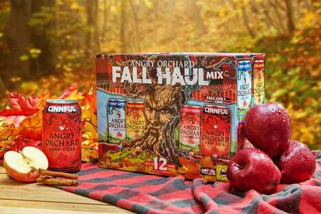 Spooky Cider Campaigns