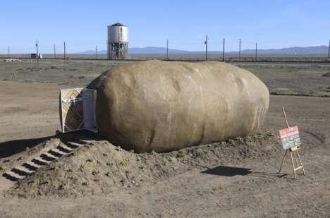 Potato-Themed Travel Sweepstakes