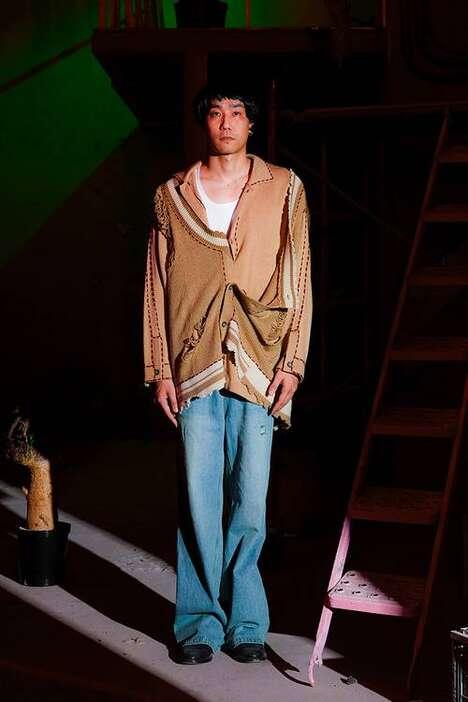 Avant Garde Fall-Ready Fashion
