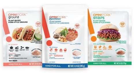 GMO-Free Plant-Based Porks