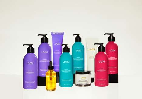 Celebrity-Made Haircare Lines